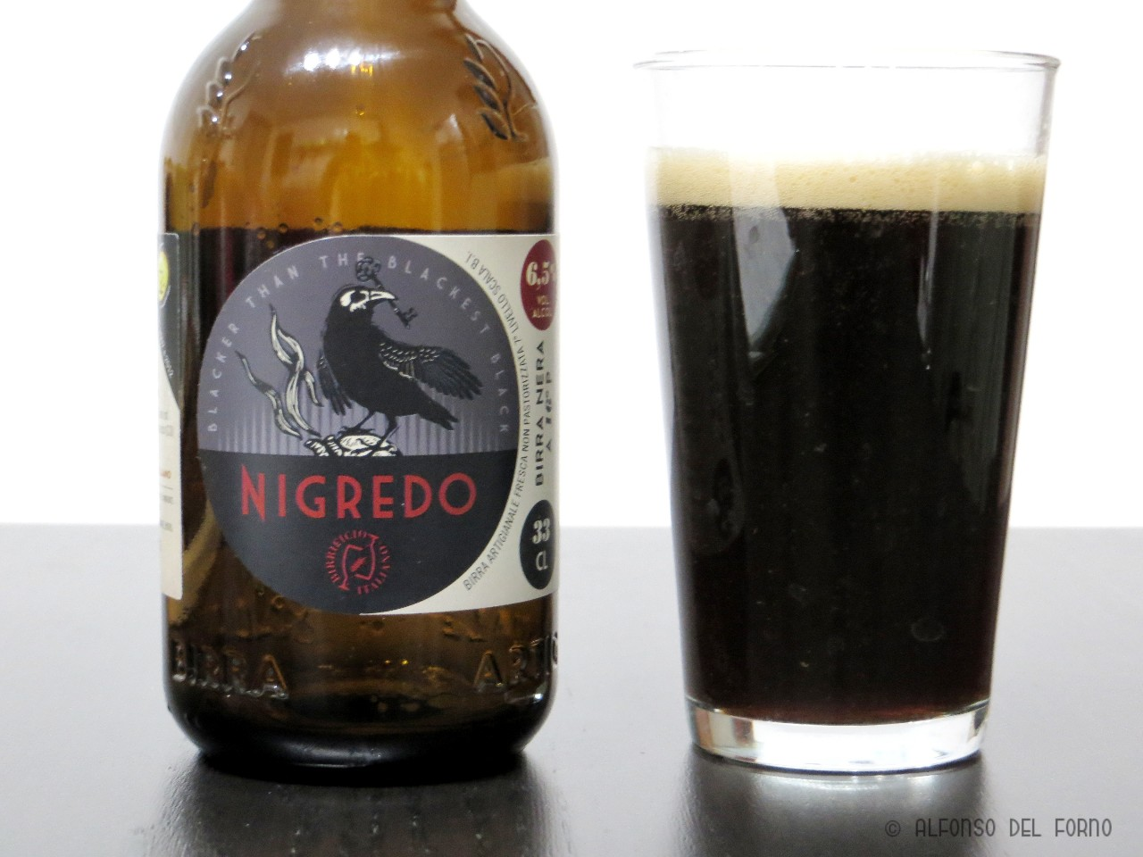 Nigredo di Birrificio Italiano